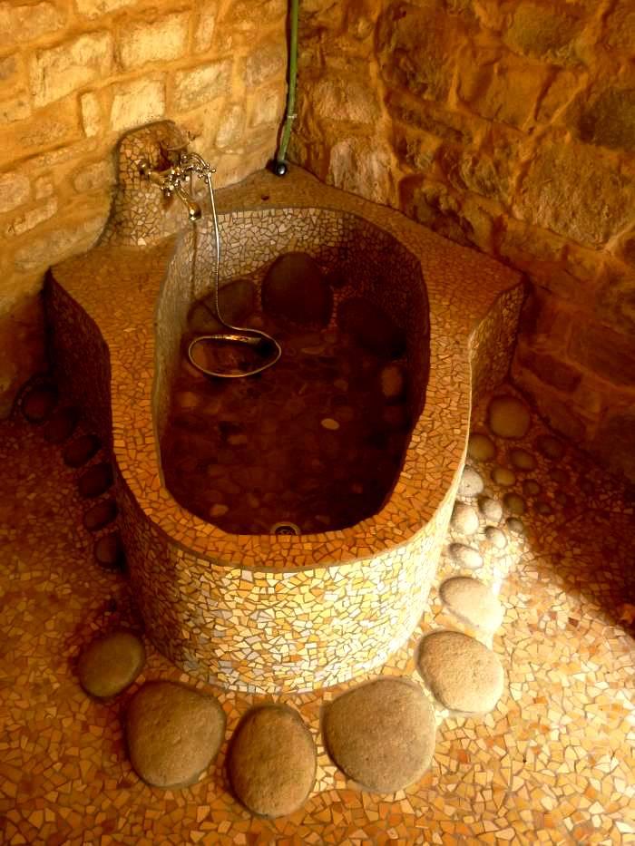 Vasca da bagno della casa grande b b la fossa copia for Costo della grande casa
