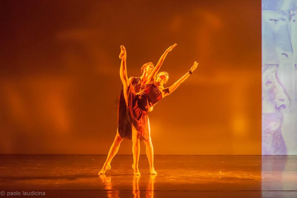 Balletto astra roma ballet con lo spettacolo bagliori d astra
