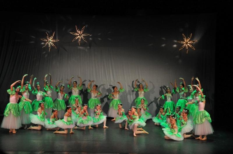 Le allieve del Centro Danza Appennino