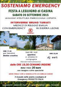 Emergency 2015 Leguigno