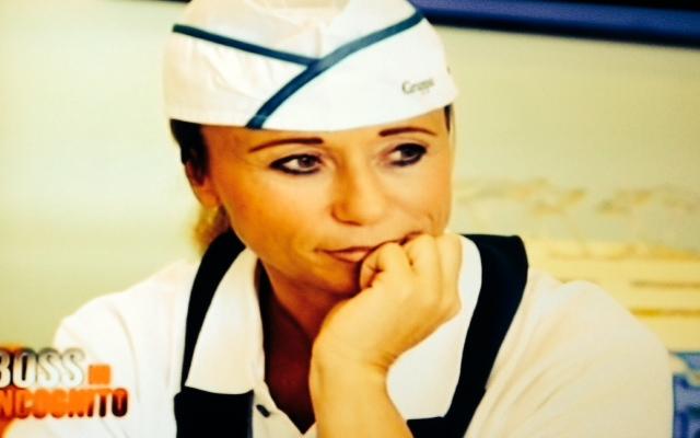 Chiara Nasi al Boss in incognito su Rai2