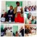 Momenti dell'intitolazione dell'ISS Mandela