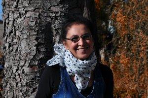 La poetessa Elena Paola Gazzotti