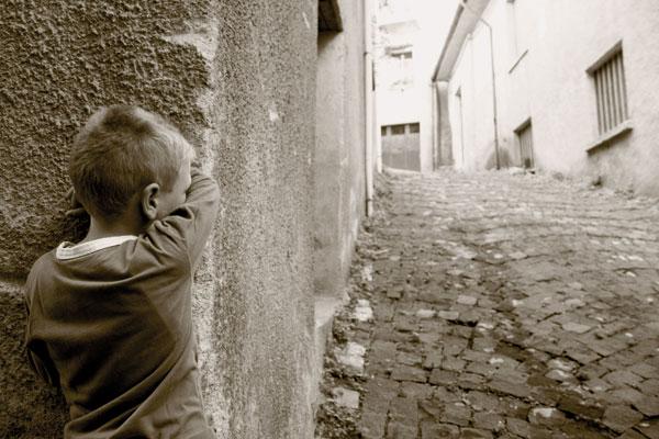 Nascondino, foto Marika Guercio