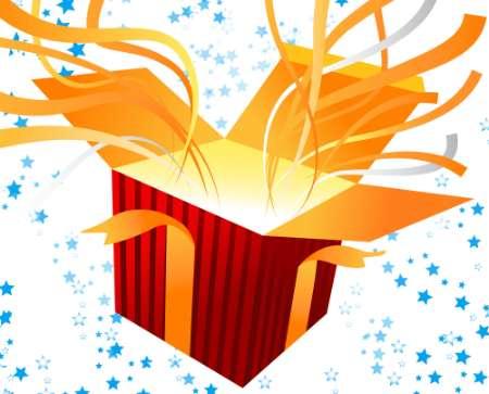 Pacco a sorpresa diretta 8 giugno 2011 prima puntata for Immagini di pacchetti regalo