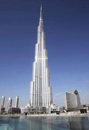 Burj khalifa redaconredacon for Grattacielo piu alto del mondo
