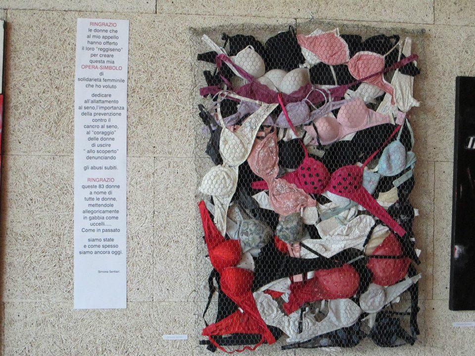 14++ Violenza Donne Arte