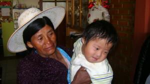 reni Casa de Los Ninos Bolivia 2