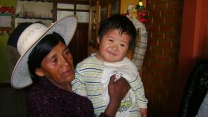 reni Casa de Los Ninos Bolivia