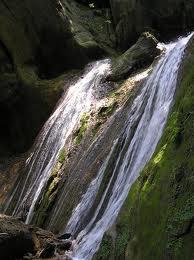 La cascata del Rio Tassàro